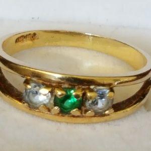 Vintage Jewelry - 10k Real Gold, 2.55gr, Sz8.5